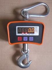 Весы крановые электронные 500кг